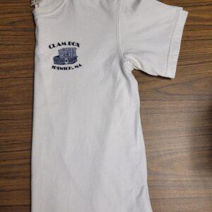 Clam Box of Ipswich tshirt
