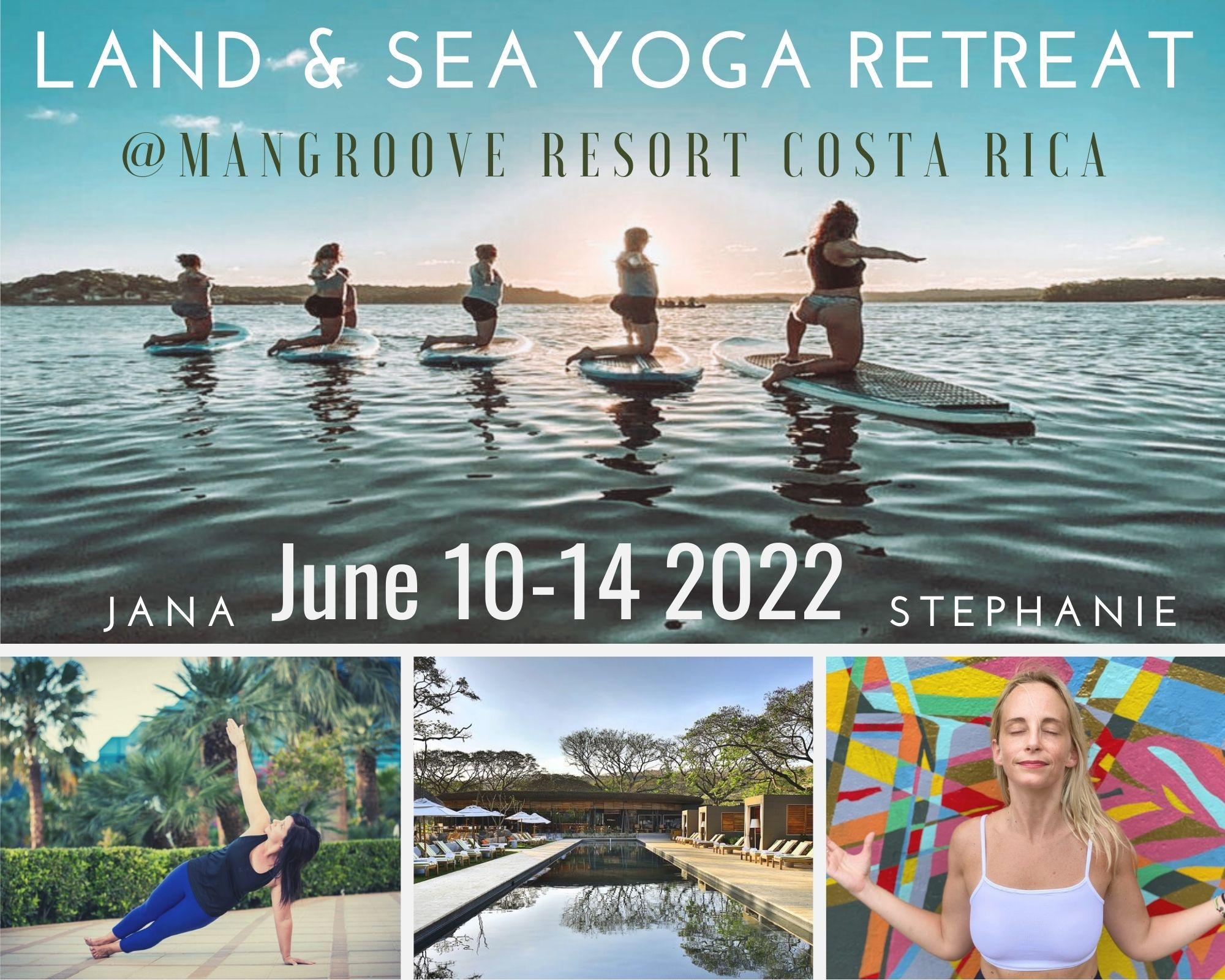 Land & Sea June 10-14 2022