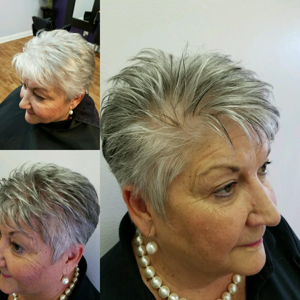Highlights for Short Hair Color