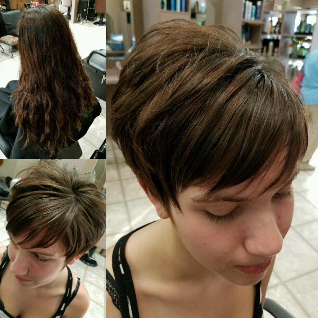 Haircut Style Short Hair