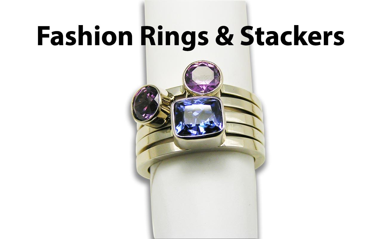 Fashon Rings Stackers