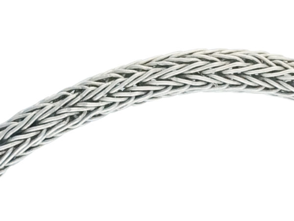 Hand Woven Viking Knit Chain - Finest Quality