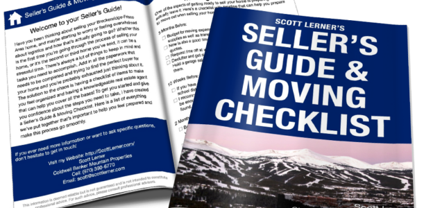 Breckenridge Seller's Guide and Moving Checklist