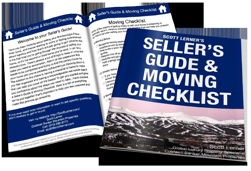 Breckenridge Seller's Guide and Moving Checklist