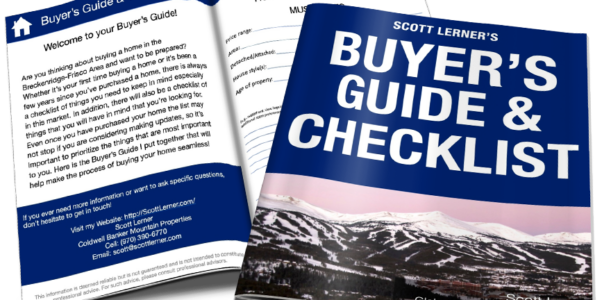 Breckenridge-Frisco Area Buyer's Guide & Checklist