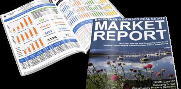 Breckenridge-Frisco Area Real Estate Market Report May 2021