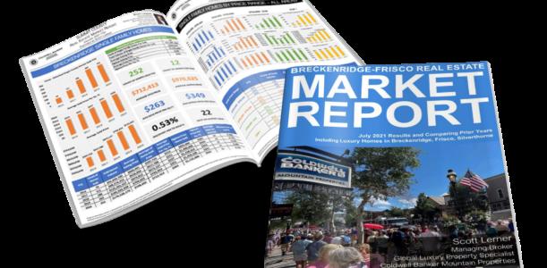 Breckenridge-Frisco Area Real Estate Market Report July 2021