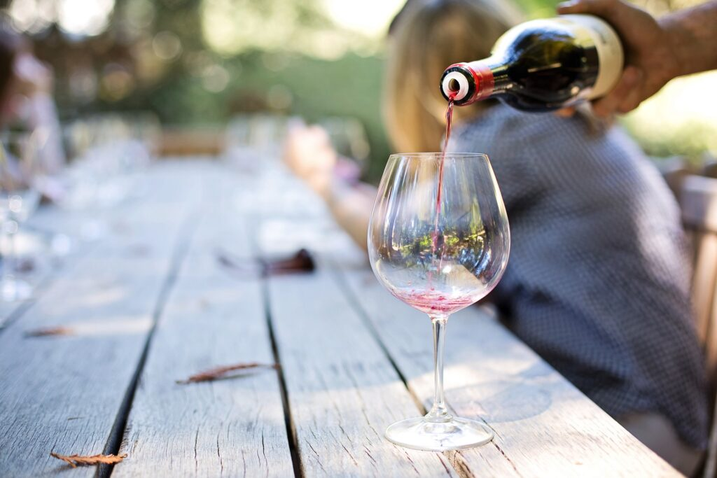 breckenridge-Frisco wine event photo