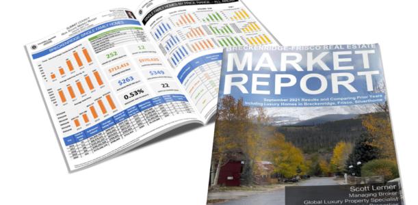 Breckenridge-Frisco Real Estate Market Report September 2021