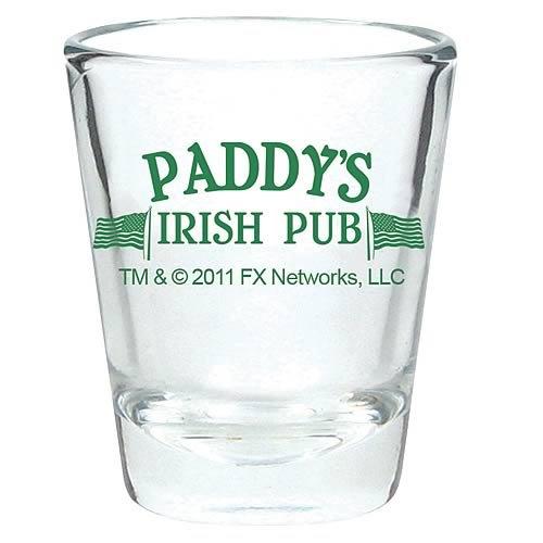 Paddy's Pub Shot Glass – Always Sunny