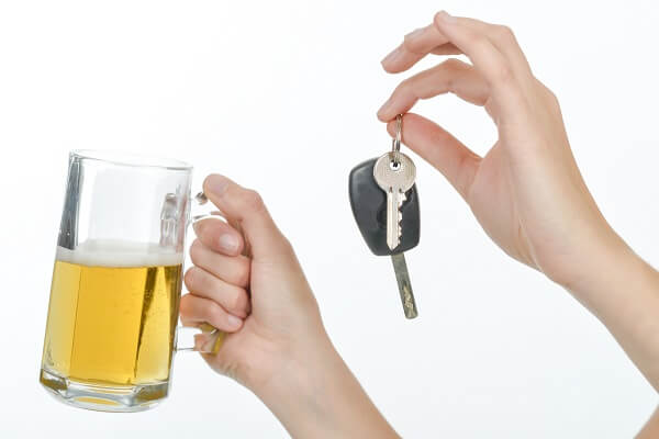 beer and keys