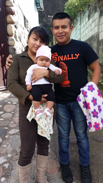 Andres Ayuy the first orphan At Sweet Refuge