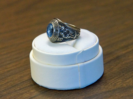 lost class ring