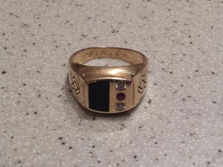 lost ring work anniversary