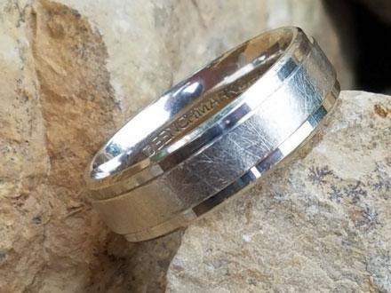 lost ring in sugar river