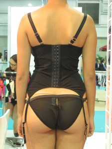 The back view of Surrender.