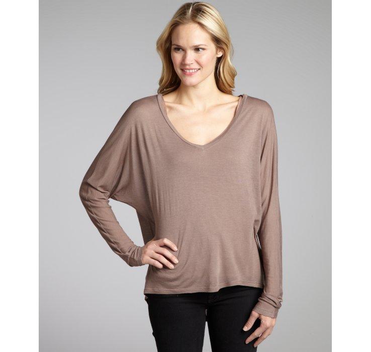 rebecca-beeson-khaki-khaki-jersey-better-dolman-sleeve-top-product-1-5084115-382157927