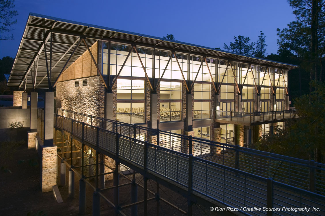 the Environmental Science Education Center at the Alabama 4-H Center
