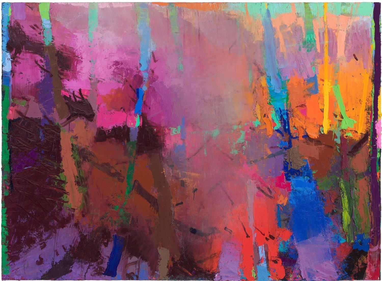 """Brian Rutenbert, Corsair, Oil on Linen, 60 x 82"""","""