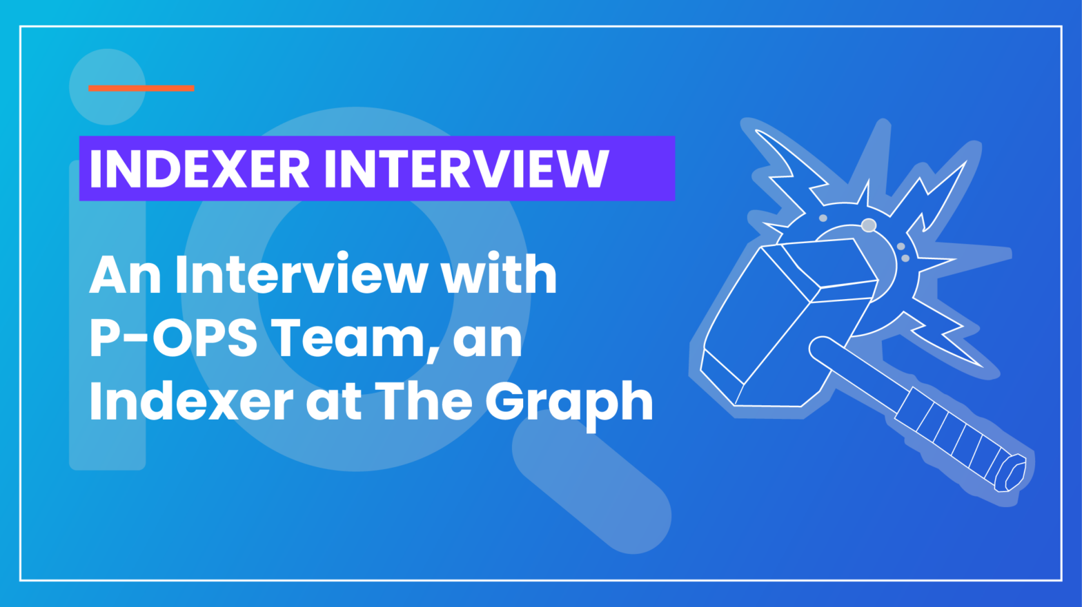 P-Ops Team Indexer at The Graph GRT Staking Delegator