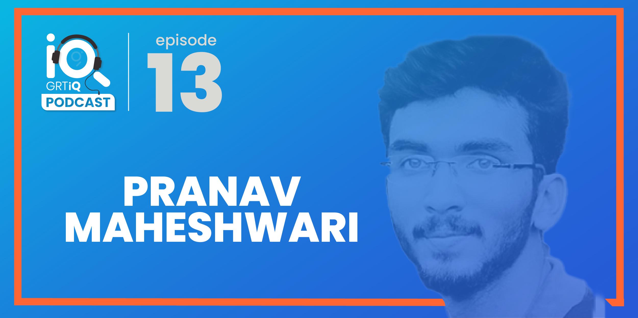 Pranav Maheshwari The Graph Edge & Node GRt Delegators Indexers Solution Engineer