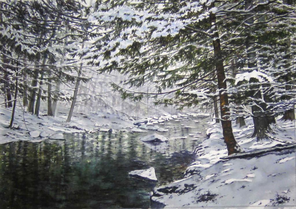 final winter stream
