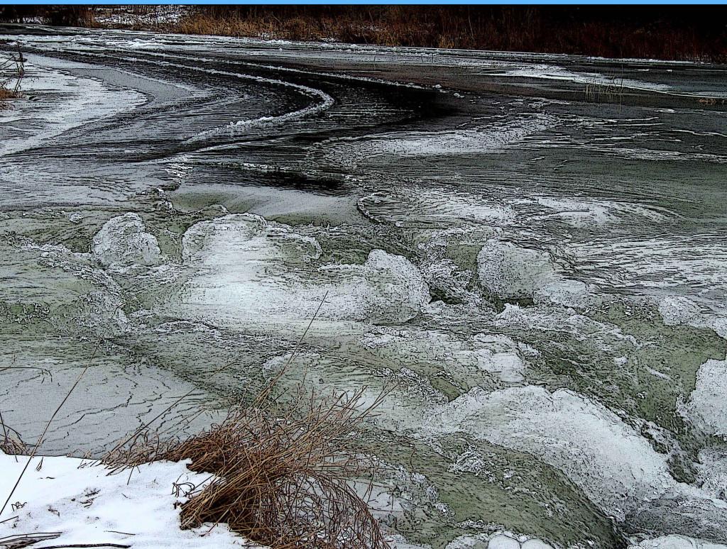 Catskill Ice