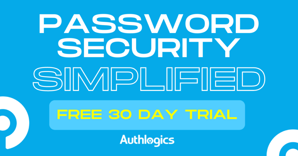 Authlogics 30 Day Free Trial