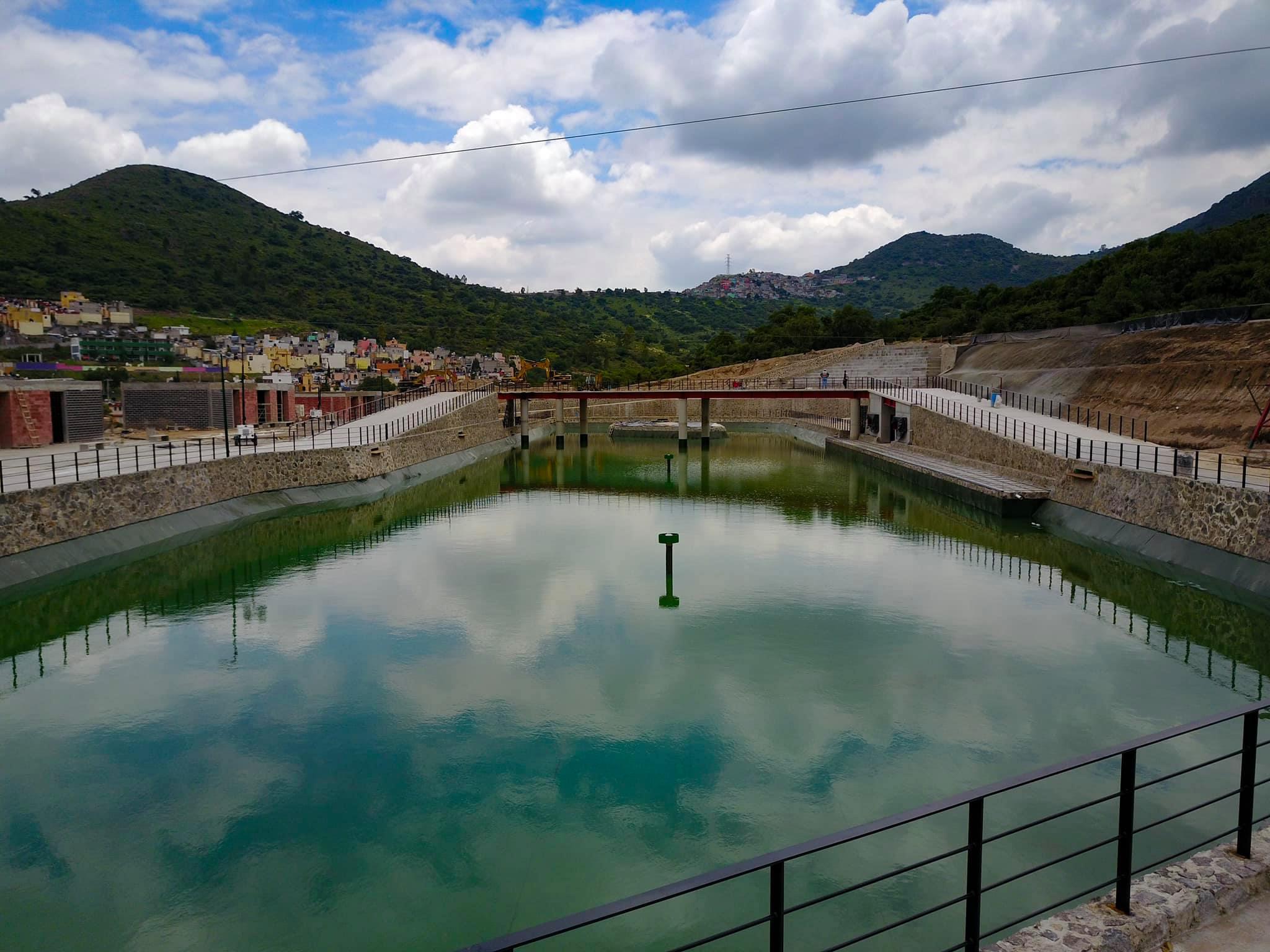 lagos artificiales