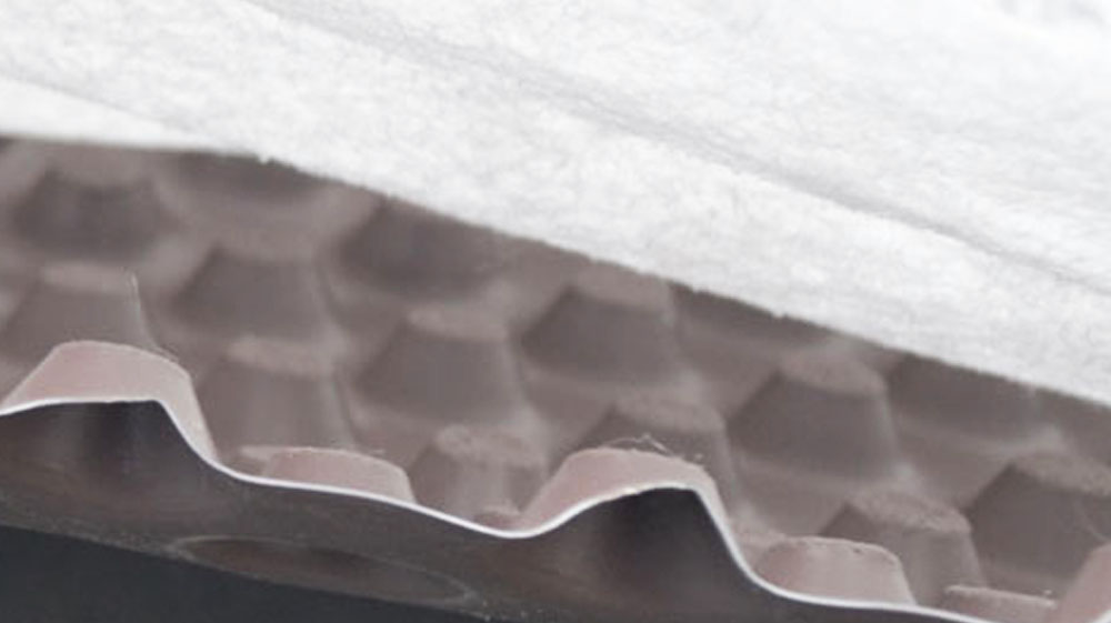 depósito con geomembrana de pvc