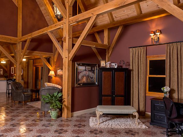 Midwest Custom Timber Frames Onwezen