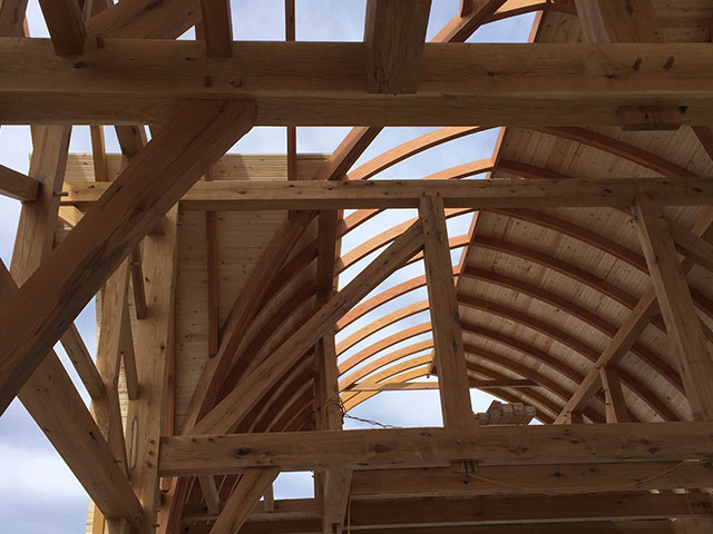 Midwest Custom Timber Frames Beetham