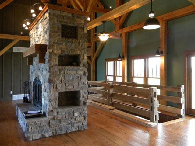 Midwest Custom Timber Frames Mudd