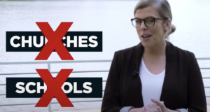 """an honest #ad"""" from you Democratic Party spokesperson"""