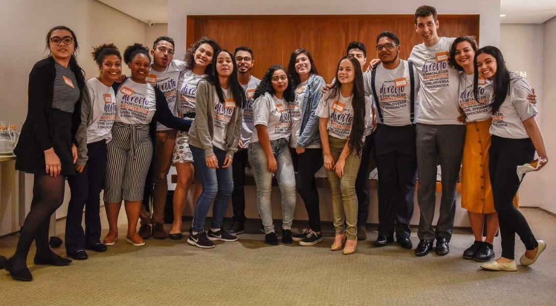Meeting of Instituto Mattos Filho scholarship recipients, 2019