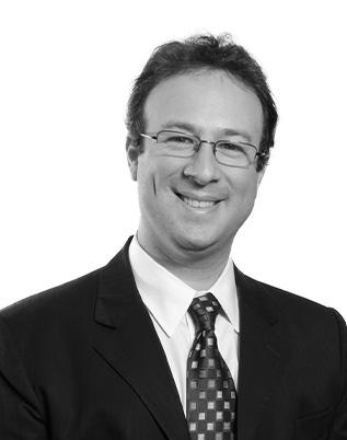 Retrato do associado Claudio Moises Oksenberg