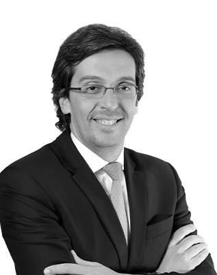 Retrato do associado Leonardo Pinto Homsy