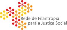 Logo Rede de Filantropia para a Justiça Social