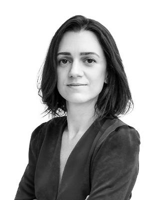 Retrato do associado Nicole Moreira