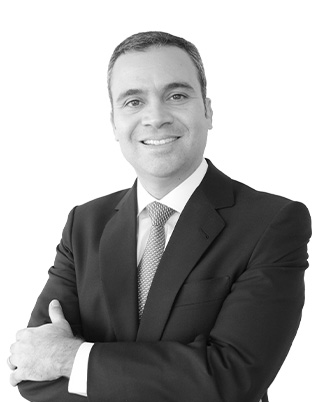 Retrato do associado Ricardo Junqueira de Andrade