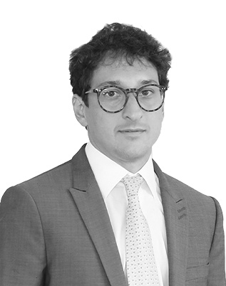 Retrato do associado Rodrigo Arthur Egual de Carvalho