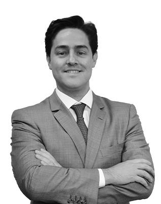 Retrato do associado Thomaz del Castillo Barroso Kastrup