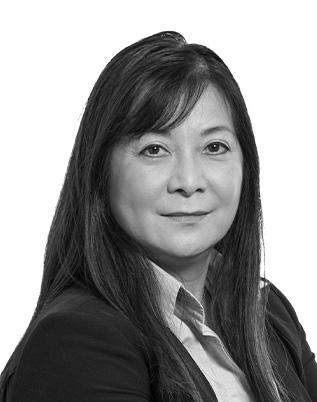 Retrato do associado Vilma Toshie Kutomi