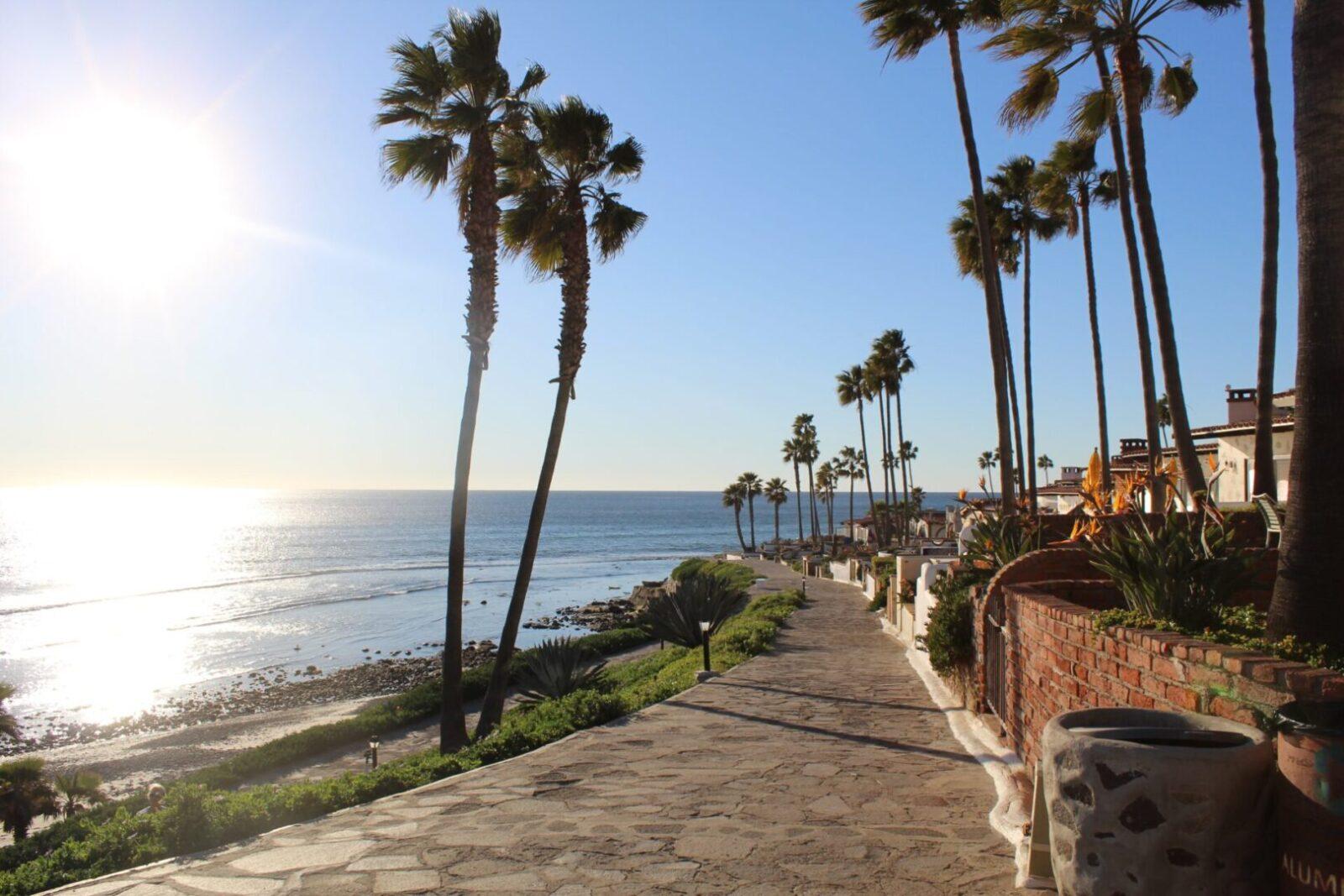 Las Gaviotas Oceanfront Walk dd