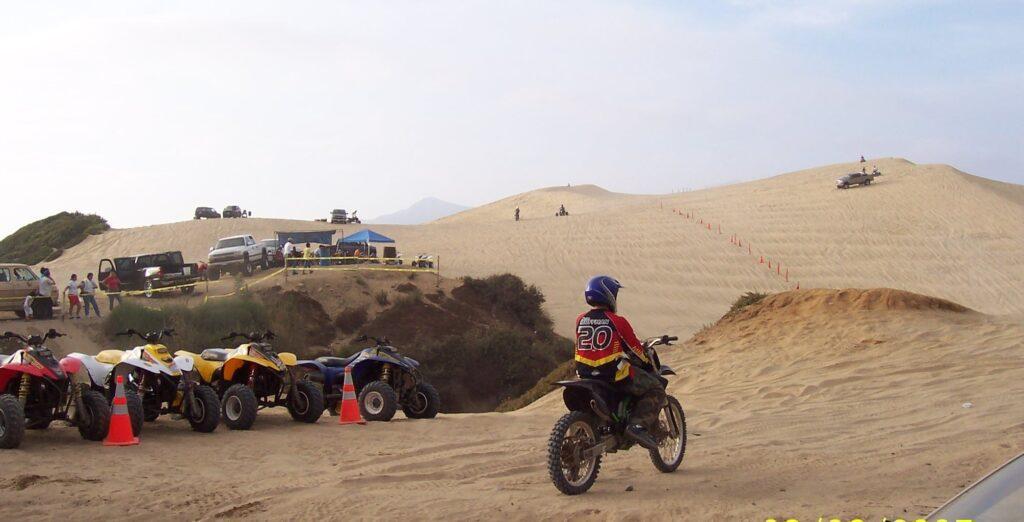 Rosarito Sand Dunes