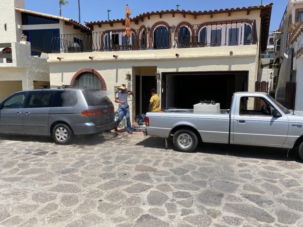 Mobile Car Wash at Las Gaviotas