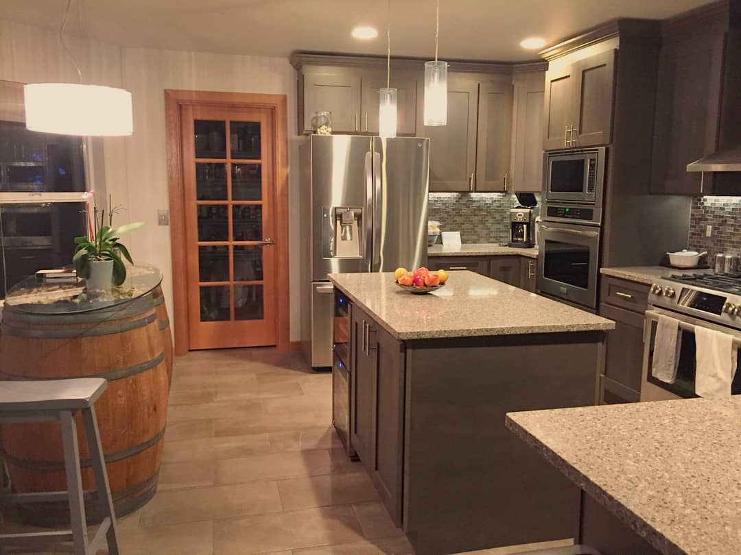 Custom Timeless Kitchen