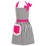 Dorothy Daughter Pink Apron