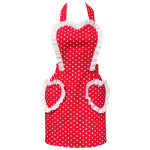Sweetheart Red Apron