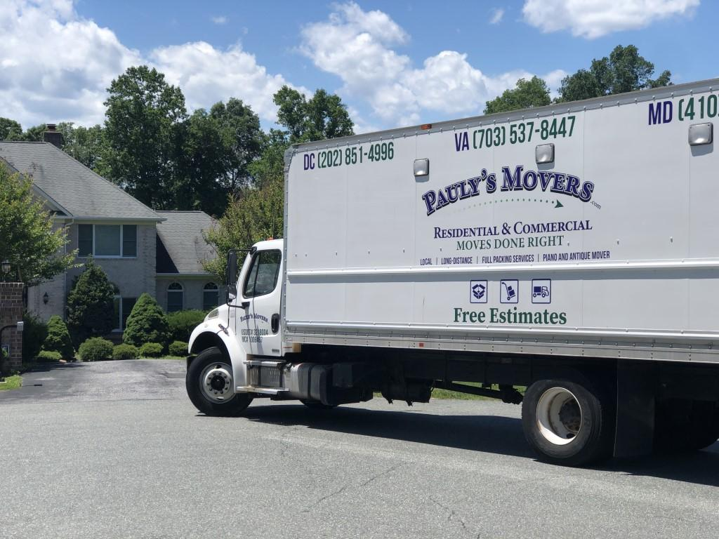 Washing DC Movers
